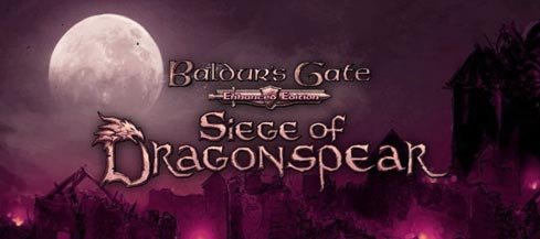 Baldur's Gate: Siege of Dragonspear wallpaper
