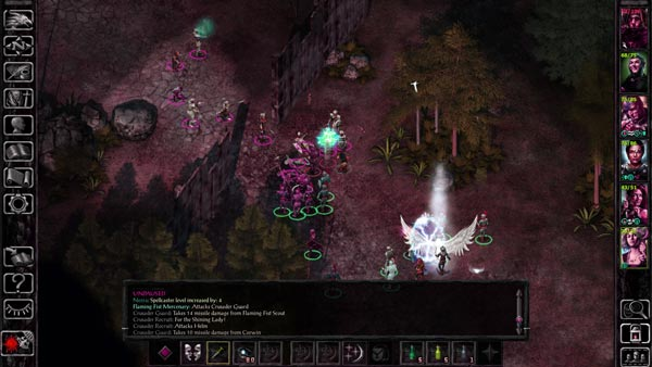 Baldur's Gate: SOD screenshot